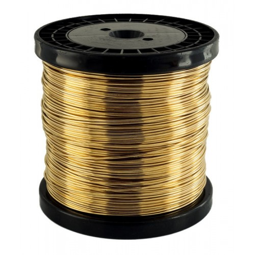 Латунная сварочная проволока х/д мяг 8 мм Л63 ГОСТ 16130-90