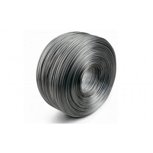 Омедненная сварочная проволока 10 мм Св-08Г2С-О Linkoln SG3 ГОСТ 2246-70